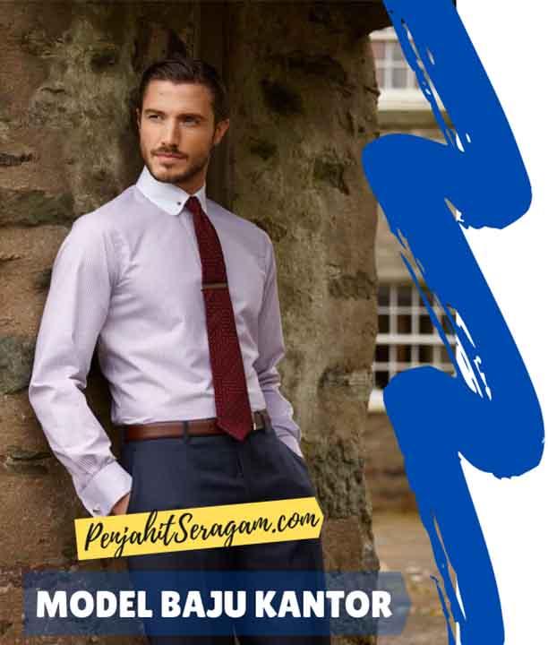 baju kantor pria