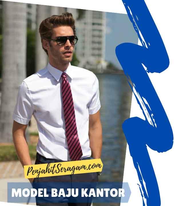 baju kerja pria