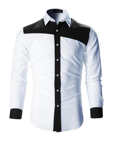 baju kerja putih