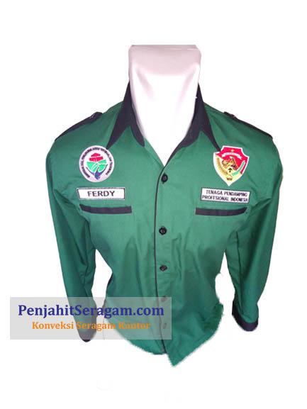 baju seragam pendamping desa