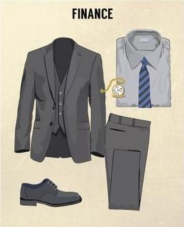 seragam kantor keuangan