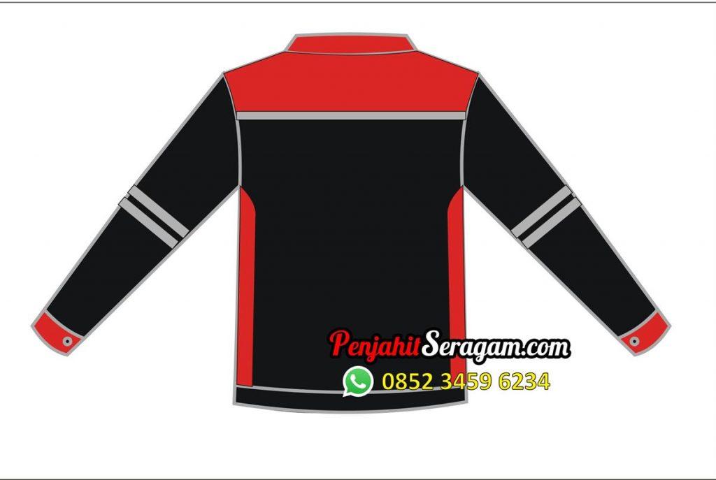 desain baju lapangan blk